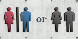 男女別トイレと男女共用トイレ