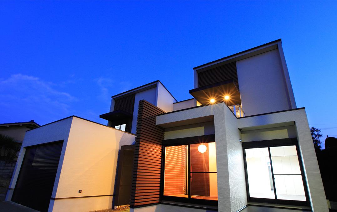 奈良で設計したユニバーサルデザイン住宅
