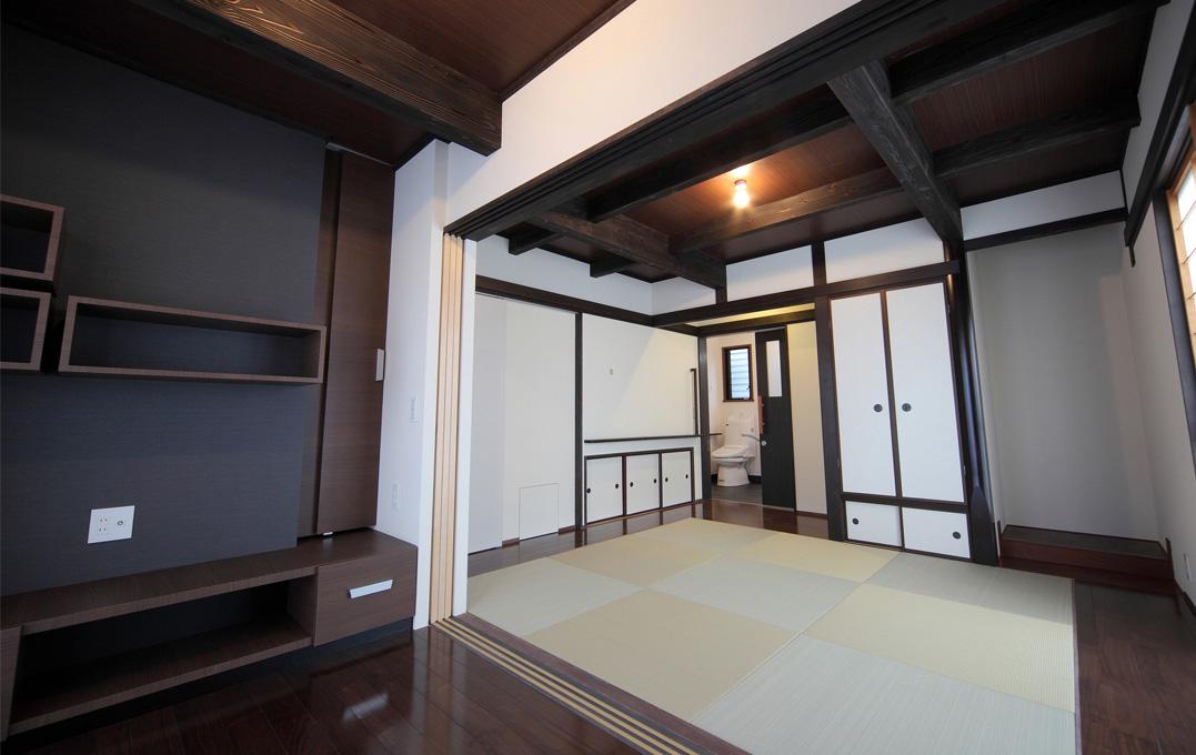 大阪で設計したユニバーサルデザイン住宅