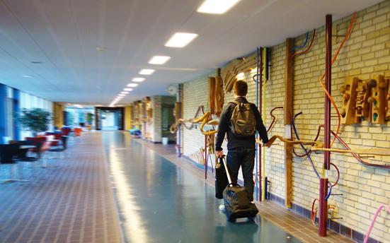 デンマーク・視覚障害者のためのリハビリテーションセンター